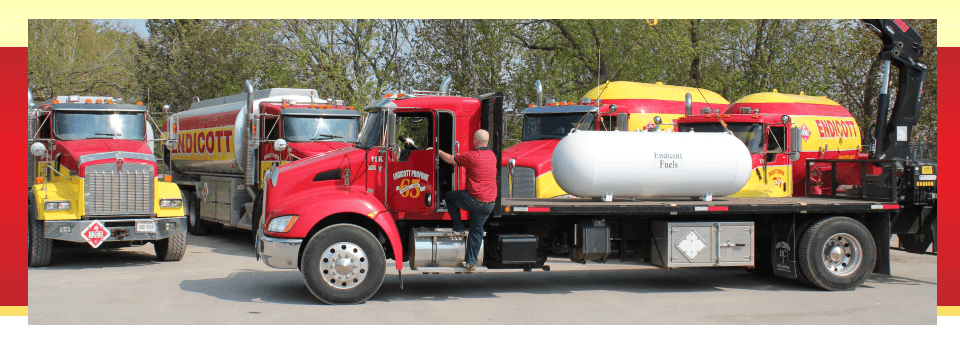 Endicott Fuels and Propane Limited Trucks2