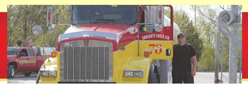 Endicott Fuels and Propane Limited Trucks